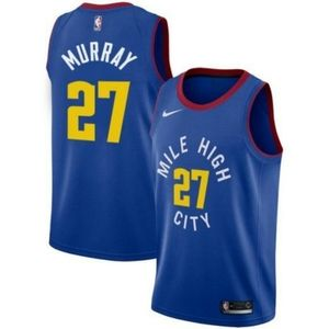 Denver Nuggets Jamal Murray Jersey 27